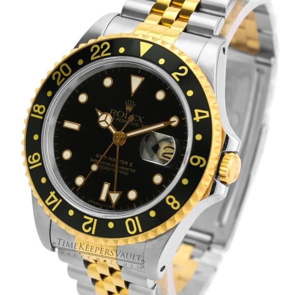 Rolex Other - Rolex Mens GMT Master II 16713